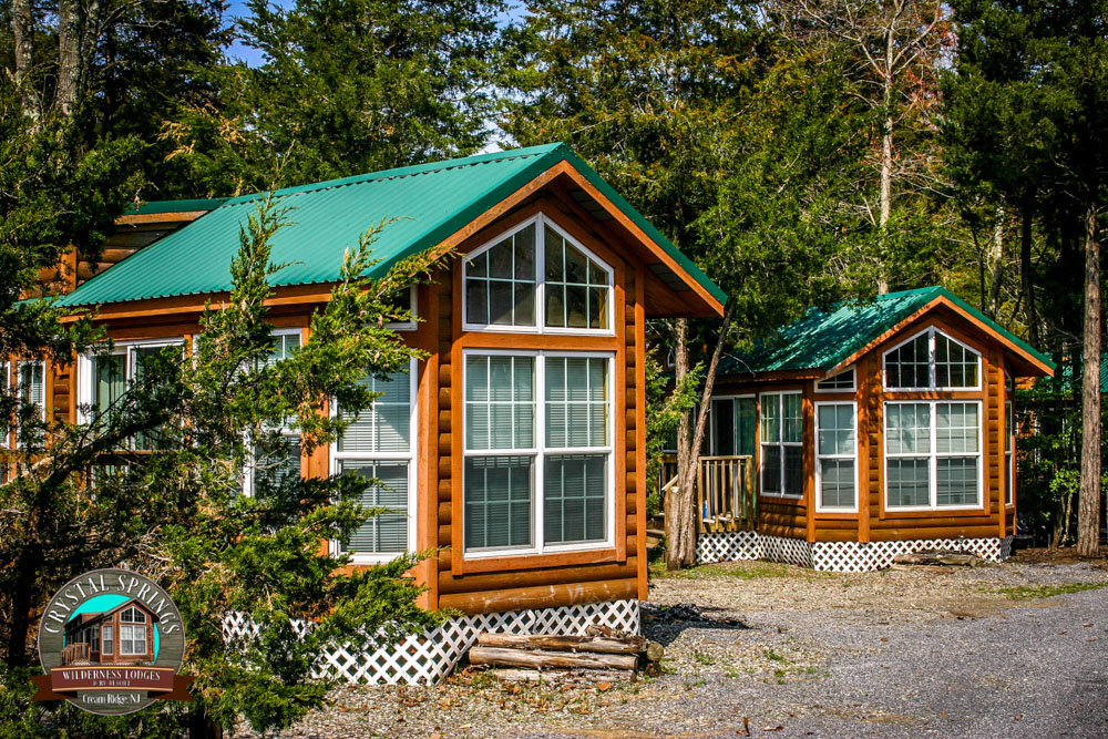 Crystal Springs Wilderness Lodges & RV Resort